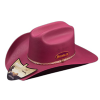 Adult Coloured Cheyenne - Hot Pink-13505