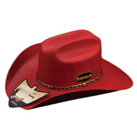 Kids Coloured Cheyenne - Red-14503