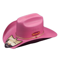 Kids Coloured Cheyenne - Medium Pink-14506