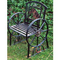 Outdoor Single Seat - Steel - HY906