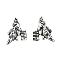 Earrings - Barrel Racer - Gift Boxed - JE140