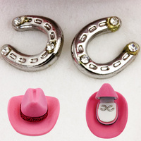 Earrings - Horseshoes - JE912