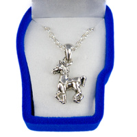 Necklace - Prancing Pony - JN899