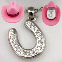 Necklace - Horseshoe -  JN912