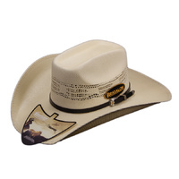 Hat - Western - Bronco '8 Second - Code [123]