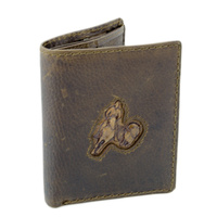 Wallet - Leather - Distressed - Campdrafter - [5010-B]