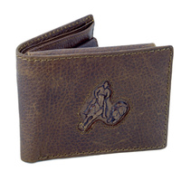 Wallet - Leather - Distressed - Campdrafter - [5010-D]