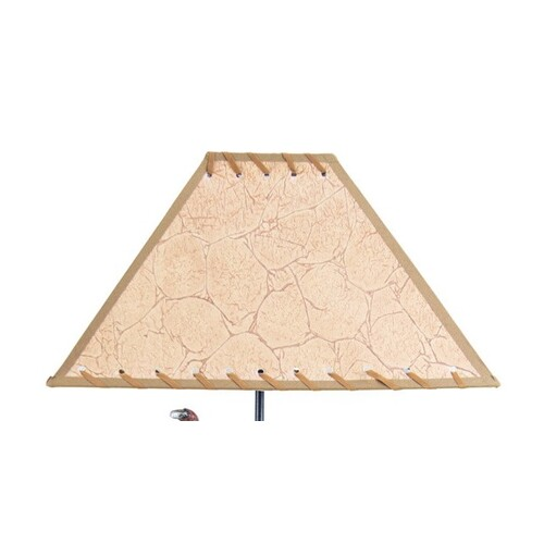 Western Themed Table Lamp Replacement Shade - Medium [Code 7084-Shade]