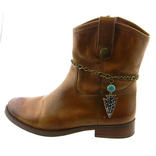 Arrow Head Boot Chain - BOT180315-02