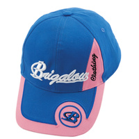 Brigalow Cap - Blue/ Pink Circle - [CAP-BC04]