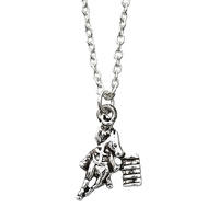 Necklace - Barrel Racer Necklace - Gift Boxed - JN140