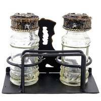 Western Salt & Pepper Shaker Set - SP-01
